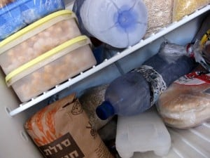 Rotate the contents of your freezer