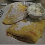 Making a Traditional Food Healthier: Blintzes (Cheese-Filled Crepes)