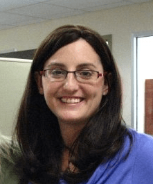Vegan reader and blogger Rena Reich