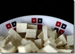 tofu-plate