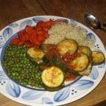 Should Vegetarians Warn Dinner Hosts in Advance?