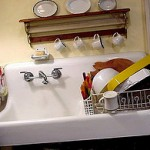 Save Time and Money by Washing Fewer Dishes