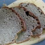 Sourdough Oatmeal Walnut Bread